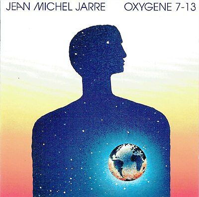 (CD) Jean Michel Jarre - Oxygene 7-13 - Original Album (1997)
