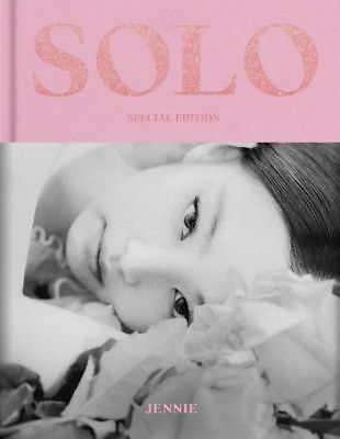 JENNIE [SOLO] Photobook -SPECIAL EDITION-, CD+Poster+PhotoBook+Photo Card