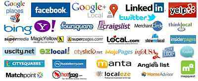200 TOP Local business Directories Citations for USA business Google SEO