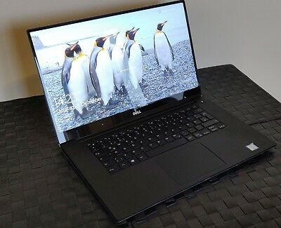 Dell XPS 15 9550 Laptop (Core i7, 4k touch display, 512GB SSD, 16GB RAM)