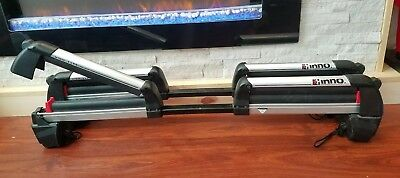 Snow Ski/Snowboard Rack by Inno - High Type 6-Skis or 4-Snowboards