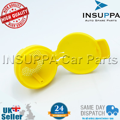 Windscreen Washer Bottle Cap Lid Cover For Renault Megane Mk3 08-16 289130004R