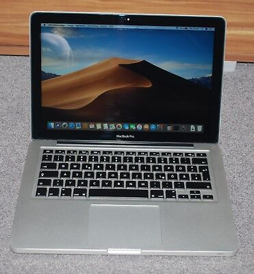 "Apple MacBook Pro 13.3"" 500GB HDD, Intel Core i5-3210M, 2.5GHz, 8GB DDR3, Mojave"