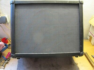 Celestion G12M (1976) in 1x12 Box, Cabinet