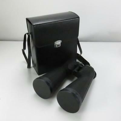 Vintage Opticron 15x18 Large Binoculars - Field 4.2 Degrees - In Hard Carry Case