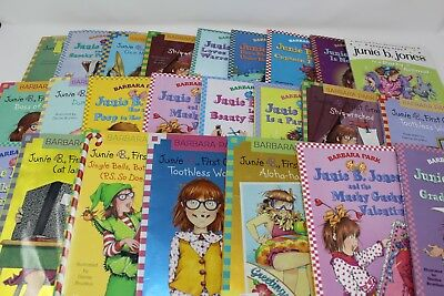 Junie B. Jones – Lot of 10 – Random Mix/Unsorted