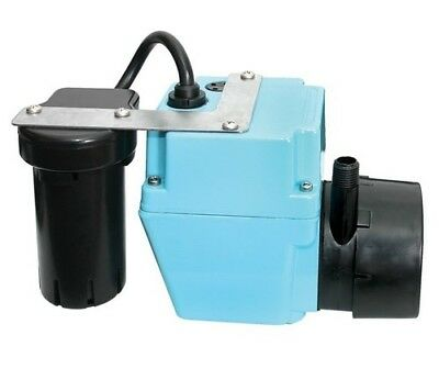 Little Giant 2ABS - 2GZG1 Compact Submersible Pump, 1/40 HP, 115 Volts, 1.7 Amps