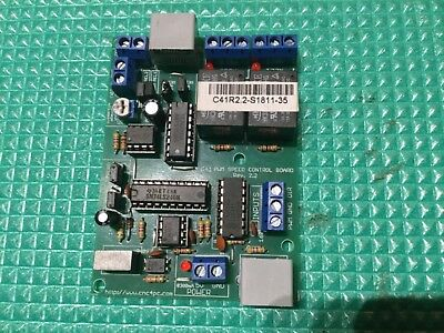 C41 PWM SPEED CONTROL BOARD (pwm to 0-10 volts )