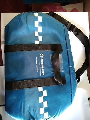 Medical Kit Bag first aid paramedic supplies Lewis plast carry handle large