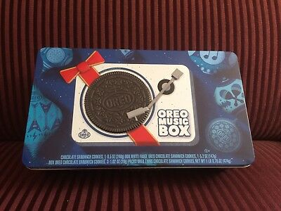 Oreo Music Box Player - In Hand -  Cookie Record Collectible Rare Item