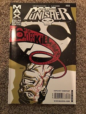 FRANK CASTLE THE PUNISHER MAX #66-96 (2009) from MARVEL MAX COMICS
