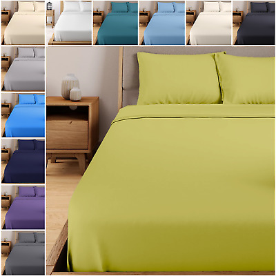 Extra Deep 400 Thread Count Fitted Bed Sheet Luxury 100% EGYPTIAN Cotton