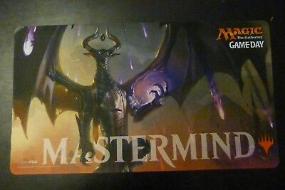 MTG Game Day Champion Hour of Devastation Nicol Bolas Mastermind Playmat