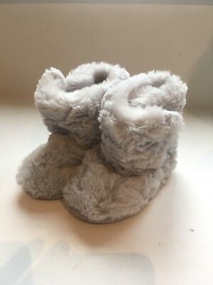 Little White Company Baby Boot Booties