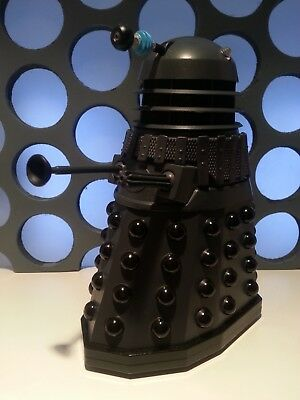 "Doctor Who Talking Planet Of The Daleks Grey Gray Sound Fx 5"" Figure Wave 1"