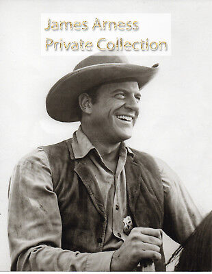 James Arness Private Collection Gunsmoke   8 x 10 Rare  Photo  #20