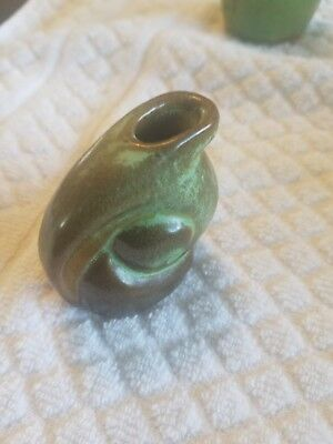 Frankoma Green Mini Pitcher
