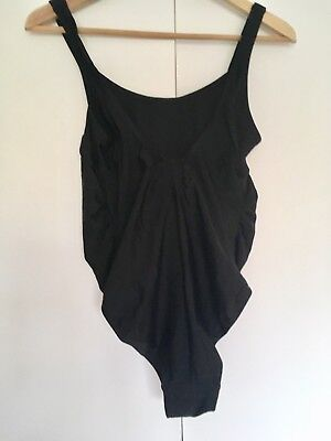 Speedo Maternity Swimming Costume Size 12 M Unused Without Tags