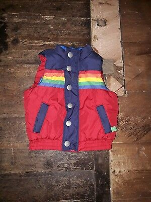 Little Bird Gilet 6-9 months