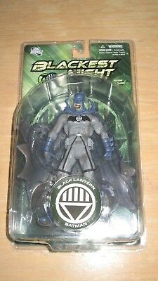 DC Direct Blackest Night Series 5 Black Lantern Batman Cherry from Sealed Case!!