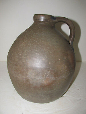 Antique Stoneware Jug  Stamped T.o. Goodwin ,ovoid