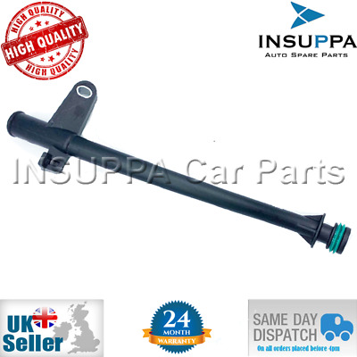 Oil Deep Stick Tube Pipe For Ford Transit Connect 2002-2013 1.8 Tdci 7T1Q6K815Aa