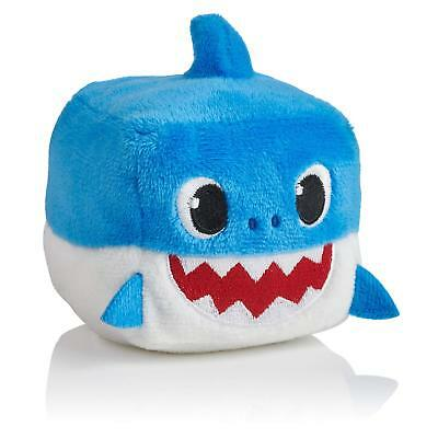 WowWee Blue DADDY Baby Shark Cube Authentic Pinkfong OFFICIAL Song English USA