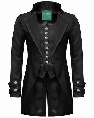 e04e5afce9 MEN MILITARY MARCHING Band Drummer Jacket Gothic Steampunk Style 3 ...