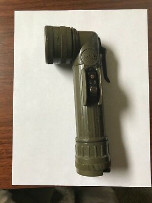 Fulton military angle flashlight.