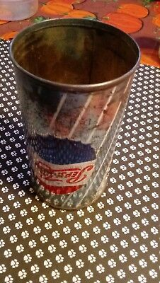 Rare  Antique Original  Pepsi-Cola 12 Oz  Aluminum Can
