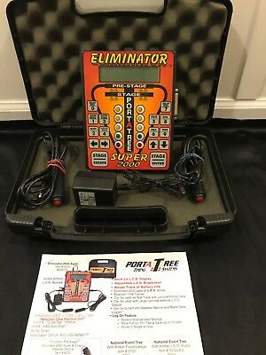 Computech Systems Eliminator Super 2000 Practice Tree -Kit-4500 Automotive