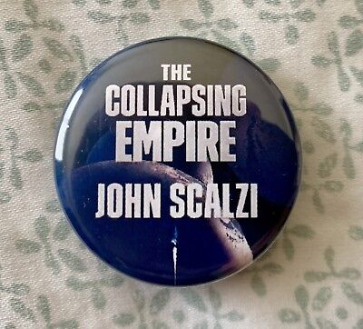 The Collapsing Empire - Promotional Pin