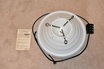 Vintage Spincraft Heirloom rotating Christmas Tree Stand with Box