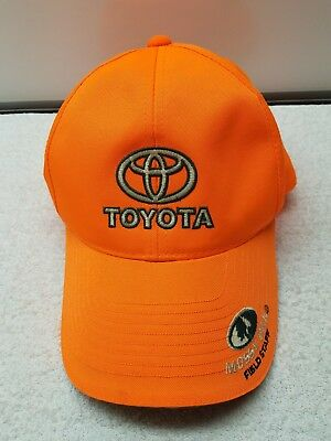e2363ca16eb NEW TOYOTA MOSSY Oak Field Staff Cap Adult Size Orange -  16.99 ...