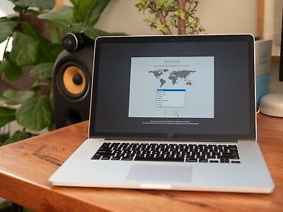 "Apple MacBook Pro 15"" Laptop 2.5GHz i7 - 16GB RAM 500GB HDD (2015) - Immaculate"