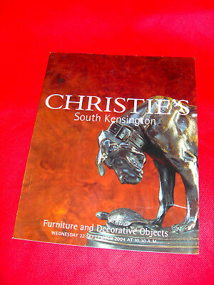 Christie's South Kensington Furniture And Decorative Objects Frn-9907