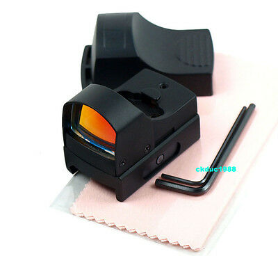Tactical Mini Compact Holographic Reflex Sight Micro 3 MOA Red Dot Sight USA
