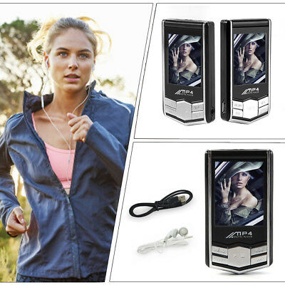 32GB MP3 4th GENERATION MUSIC MEDIA PLAYER WITH MUSIC VIDEO PHOTO NEW BLACK