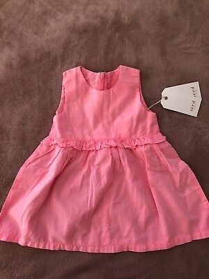 Seed baby girls dress size 3-6 months BNWT RRP $39.95