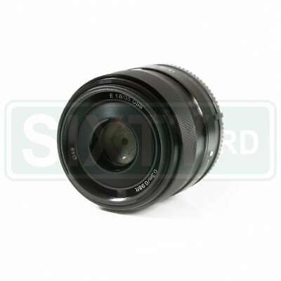 NEW Sony E 35mm F1.8 OSS E-mount Lens SEL35F18