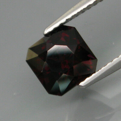2.15Ct.Very Good Color! Natural Raspberry Red Spinel MaeSai,Thailand Lupe CLEAN!
