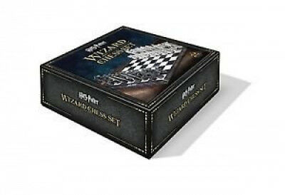 Harry Potter Wizard Chess Set - Brand New!!. The Noble Collection. Huge Saving
