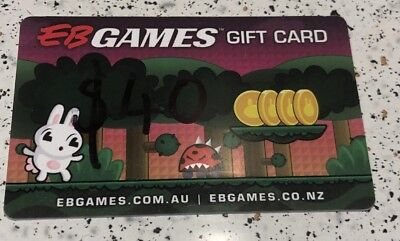 EB Games Gift Card $40