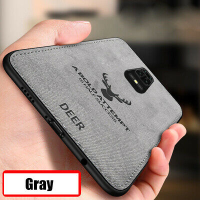 For Xiaomi Mi A1 A2 Redmi Note 6 Pro 4X Hybrid Soft TPU Leather Matte Case Cover