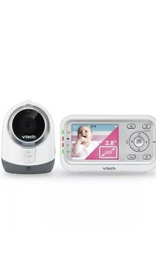 Vtech BM3300 Safe & Sound Full Colour Video and Audio Monitor (NEW)