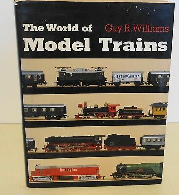 The World Of Model Trains - By Guy. R. Williams. Circa 1970s