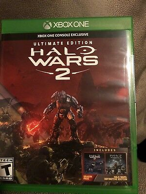 Halo Wars -- Ultimate Edition (Microsoft Xbox One Console Exclusive)