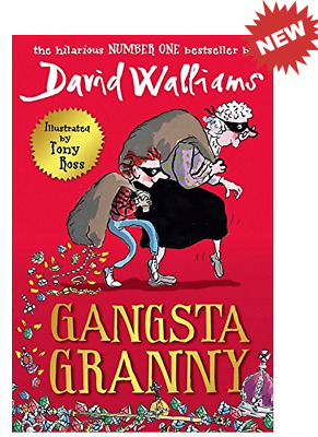 NEW - Gangsta Granny by Walliams, David Book The Cheap Fast Free Post