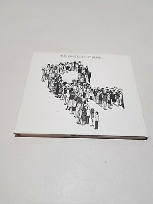 Whitest Boy Alive - Rules - Whitest Boy Alive CD UGVG The Cheap Fast Free Post