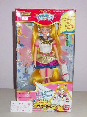 Eternal Sailor Moon Chara Talk Doll Bambola Bandai Japan Team Giocattoli E Modellismo Bambole E Accessori